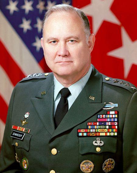 Gen Norman Schwarzkopf
